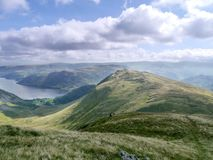 View from Glencoyne Head Stock Images