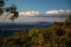 View Gold Coast Hinterland Royalty Free Stock Photos