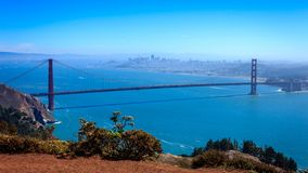 Golden Gate View stock image