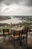 View of the Golden Horn from Pierre Stock Photo