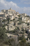 View of Gordes Village, France Royalty Free Stock Photo
