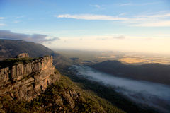 A view of the Grampians Royalty Free Stock Photos