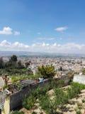 View Granada. Spain, Andalucía ,sun Stock Image