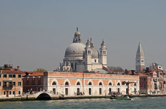 View from the Grand Canal. Venice, Italy Royalty Free Stock Images