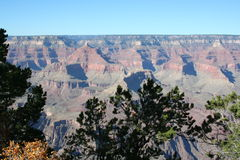 View on the Grand Canyon Royalty Free Stock Photo