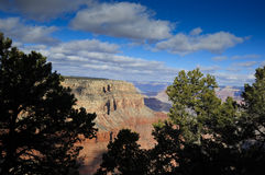 View of Grand Canyon Stock Photography