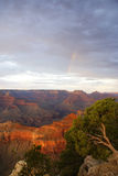 View of the Grand Canyon Stock Photo