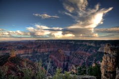 View of Grand Canyon Royalty Free Stock Photography