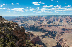 View of the Grand Canyon, Mother Point, Arizona Royalty Free Stock Photos