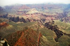 View of Grand Canyon National Park Royalty Free Stock Photo