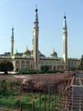 View of the Grand Mosque in Conakry Stock Photos