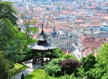 View on Graz, Austria Royalty Free Stock Photos
