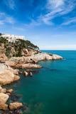 Costa Brava - Cap Sa Sal Royalty Free Stock Image