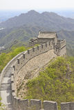 View of the Great Wall, Beijing, China Royalty Free Stock Photos
