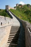 View of Great Wall Royalty Free Stock Image