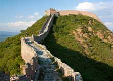 View of Great Wall Stock Photography