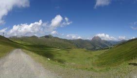 View on Groesser Rettenstein, Austria Stock Photography