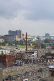 View on Groningen city Royalty Free Stock Photography