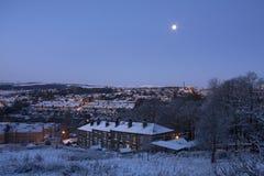 View of Halifax Town Stock Photos