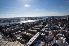 Hamburg, Panorama view Stock Photo