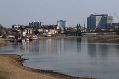 View from Hammersmith Creek Royalty Free Stock Photography