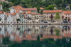 A view at the harbour of Bakar Royalty Free Stock Photos