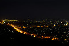 View Hatyai city Stock Photo
