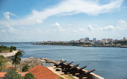View of Havana Royalty Free Stock Photography