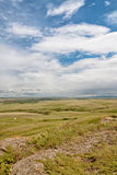 View From Head Smashed-in Buffalo Jump. Landscape of the historic Head Smashed-in Buffalo Jump Royalty Free Stock Photography