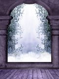 A View of Heaven. A premade background for artists and designers to use Stock Images