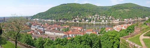 View of Heidelberg Royalty Free Stock Photos