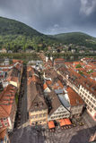 View of Heidelberg, Germany Stock Images