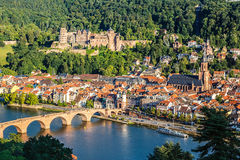 View on Heidelberg Stock Photos