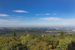 View From Hermannsdenkmal, Germany
