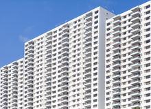 View of High rise building Stock Image