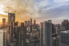 View Of High Rise Buildings during Day Time Royalty Free Stock Images