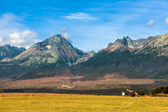Tatra Mountain. Royalty Free Stock Photo