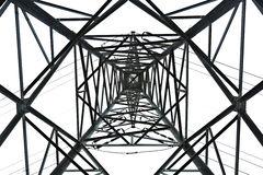 Isolated Pylon Abstract Stock Photography