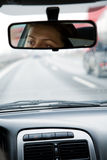 A view of the highway Royalty Free Stock Images