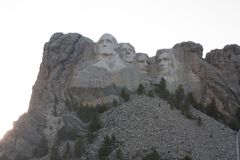 MT. Rushmore National Monument Royalty Free Stock Photos