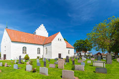 View at the historic Swedish village of Kristianopel Royalty Free Stock Photography