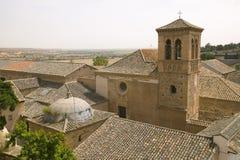 View of historic Toledo, Spain Stock Photo