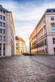 View of historical center of Vienna Stock Image