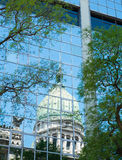 Congress Reflection Stock Images