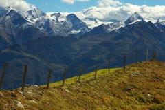 Hohe Tauern, Austria. View of Hohe Tauern, Austria Stock Photography