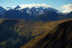 Hohe Tauern, Austria. View of Hohe Tauern, Austria Stock Photo