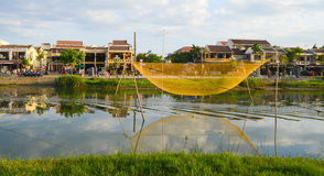 View of Hoi An ancient town Stock Photography