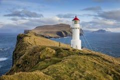 Mykines Holmur Lighthouse