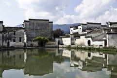 View of Hong Cun - China Royalty Free Stock Photography
