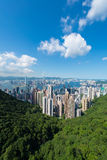View of Hong Kong during the day Royalty Free Stock Photo